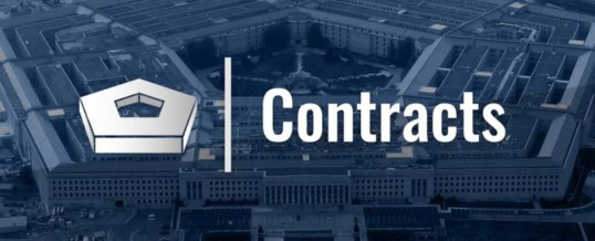 AV3, Inc. – First Prime Contract Award